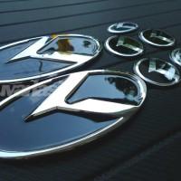 harga Emblem Kia Baru ( K Logo ) Untuk All New Sportage Tokopedia.com
