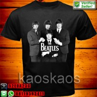harga Kaos The Beatles All Personil Tokopedia.com