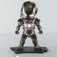 Kids Logic Marvel Iron Man 3 Earphone Plugy LED Mini Figure Mark 24