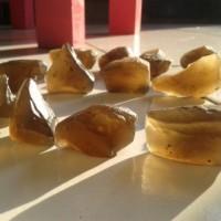 1/2 KG Rough Solar Padang / SMOKY QUARTZ / SOLAR SOLOK SELATAN