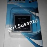 Baterai M-com For Cross Evercross A18 Double Power 5000mah
