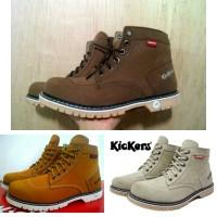Sepatu Boot Kickers Legend 3 Warna