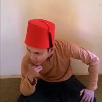 Kopiah ABU NAWAS - Peci Sufi - Songkok Turki (Versi Standar)