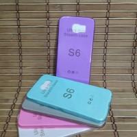 Softcase Samsung Galaxy S6 S 6 Case Silicon/silikon/jelly Case
