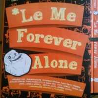 Le Me Forever Alone - Meme Comic Indonesia