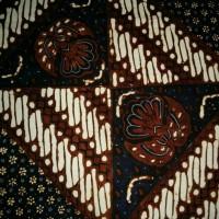 batik jogja lawasan motif tambal