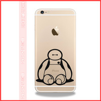 Decal Sticker Iphone Baymax