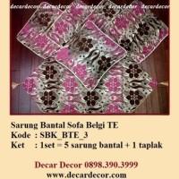 harga Sarung Bantal Kursi Etnik Cantik | 0898.390.3999 | Www.decardecor.com Tokopedia.com