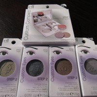 E.L.F 4pc Custom Eyes Refill Pan + 1pc Compact