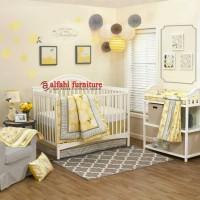 box bayi, tempat tidur anak, ranjang bayi