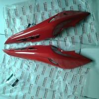 harga Cover Body New Ninja Rr Merah Streping 2014 Ori Tokopedia.com