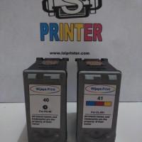 Canon PG-40 Black Ink Tinta Cartridge