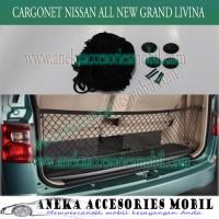 Cargo Net Belakang Mobil Nissan All New Grand Livina