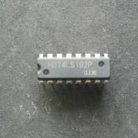 ic TTL 74LS192