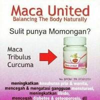 Maca United Herbal *solusi cepat hamil* asli hwi