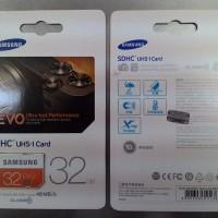 Samsung SDHC EVO Class 10 32GB - 48Mb / S MB-SP32D