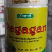 Kapsul Pegagan