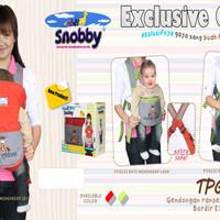 Gendongan Bayi Snobby TPG-4911