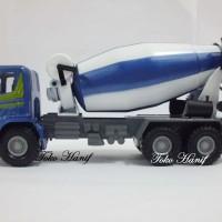 harga Diecast Miniatur Replika Truck Molen (biru) Tokopedia.com