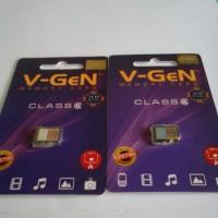 Micro SD V-GEN 8GB / Memory Card VGEN V GEN 8 GB SDHC HC Original