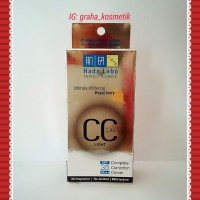 CC Cream Hada Labo Light Ultimate Whitening Royal Ivory