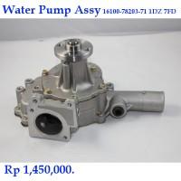 Water Pump Assy Toyota Forklift 1DZ 7FD