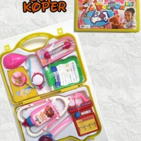Mainan Dokter Set Koper