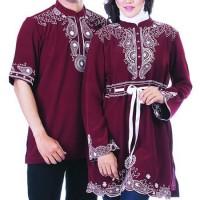 Baju Muslim Pasangan JSR 241J/JSR 242J | Distro Pakaian Bandung