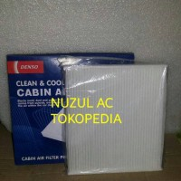 FILTER CABIN AC MOBILIO,BRIO,ALL NEW JAZZ RS,FREED .DENSO