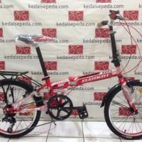 harga Sepeda Lipat Element Rock Tokopedia.com