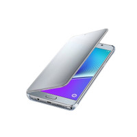 harga Samsung Clear View Window Flip Cover Samsung Note 5 - Silver Tokopedia.com