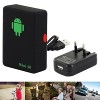 Smart Finder GPS Mini A8 Wireless GSM GPRS LBS Tracker Locator