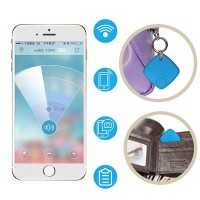 Smart Finder Key GPS Wireless Bluetooth Tracker Locator Alarm