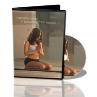 DVD Senam Namaste Yoga-The Complete First Season-Kate Potter 2 DVD