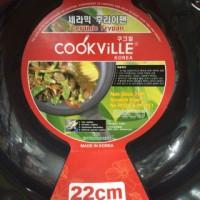 harga Cookville Ceramic Wok / Panci / Sauce pan 22 cm Tokopedia.com