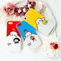 harga Case Chibi Spaek Baymax Pikachu Shinchan Iphone 5/5s Tokopedia.com
