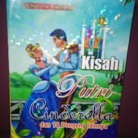 Buku Cerita / Dongeng Cinderella dan 18 Dongeng Lainnya