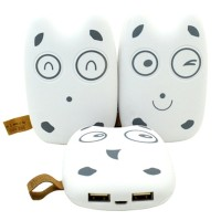 Jual Totoro Power Bank 10400 mAh - All Unique Face Character Murah