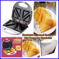 Alat Panggang Sandwich Kenwood Toaster