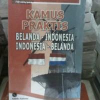 Kamus Praktis Belanda-indonedia