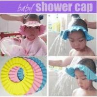 Jual Murah | Bayi | Topi keramas anak/ kids shower cap Murah