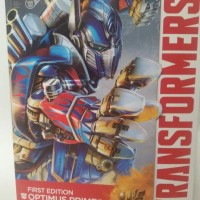 Transformers Optimus Prime TF AOE First Edition New