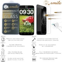 Jual Anti Gores Kaca Smile Tempered Glass Murah Lg G Pro Lite - Dual