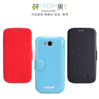 Lenovo A706 Nillkin Fresh Leather Flip Case Flipcase Cover Flipcover