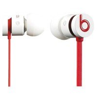 Earphones Urbeats White with CT (OEM A++) 2014 Edition