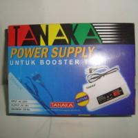 Power Supply Booster Outdoor Antena TV Merk Tanaka (Output 24 Volt)