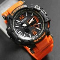 New G -shock Dualtime strap orange