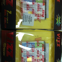 Baterai vizz double power Evercoss A35B A5P A12B A53B 1800mAh