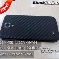 harga Garskin Karbon Samsung Galaxy S, S2, S3, S4, S5 Tokopedia.com