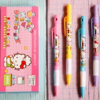 Pensil Mekanik 2.0 Mm Hello Kitty ZC-3006